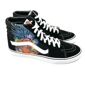 NEW Custom Vans Tequila Mi Campo Mexican Shoes 12